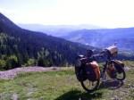 Near the top from Sarajevo to Belgrade